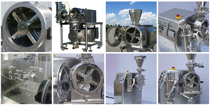 serie turbine